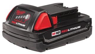 48-11-1815 MTC BATTERY 18V 1.4 AMP HR