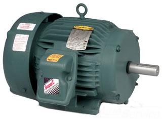 ECP4104T 30HP, 1770RPM, 3PH, 286T, 1060M, TEFC, F1, 460-230V, 475-LBS