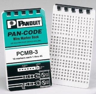 PCMB-3 PAN 1 THRU 45 COMB BOOK E2A