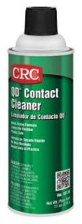 03130 CRC QD CONTACT CLEANER (QUICK DRY) CONTACT CLEANER