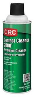 03150 CRC CONTACT CLEANER 2000 16 OZ AEROSOL