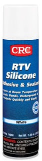 14056 CRC RTV SILICONE - WHITE