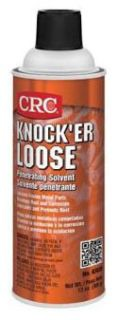 03020 CRC KNOCK'ER LOOSE PENETRATING SOLVENT 16 OZ