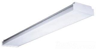 AWW4-432-4EU COLUMBIA 4 LIGHT 4' LOW PROFILE WRAPAROUND