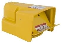 SQD 9002AW124 FOOT SWITCH 600-VAC 10-AMP PLUS OPTIONS