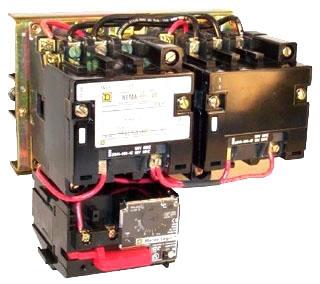 SQD 8736SCW14V08 REVERSING STARTER 600 VOLT 27 AMP NEMA PLUS OPTIONS