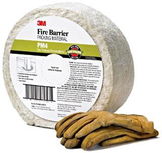 PM4-BULK MMM FIRE BARRIER PACKAGING MATERIAL 4