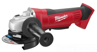 2680-20 MILWAUKE 18V 9000RPM CORDLESS 4 1/2IN CUT-OFF/GRINDER