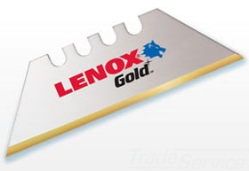 GOLD100D LEN GOLD BLADE DISPENSER 20352-GOLD100D (PACK= 100 BLADES)