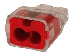 30-1032 IDL 12AWG PUSH-IN 2-PORT CONNECTOR