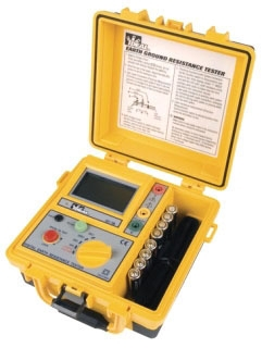 61-796 IDEAL EARTH GROUND TESTER (3-POLE) 78325066765