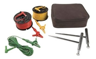 TL-796 IDEAL EARTH GROUND TEST LEAD KIT