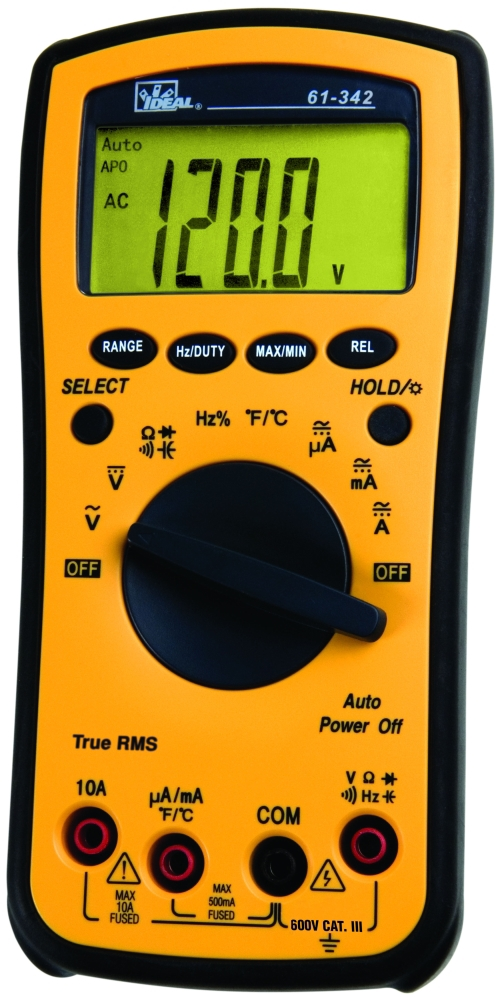 61-340 IDL DIGITAL MULTIMETER