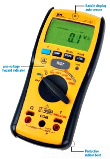 61-797 IDEAL INSULATION TESTER