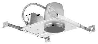 BX4-120 PRESCOLITE HOUSING - LINE VOLATGE INCANDESCENT DOWNLIGHT