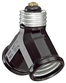 128 LEV 1 TO 2 LAMPHOLDER 10