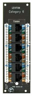 47611-C6 LEVITON SMC BOARD EXP C6 07847735956
