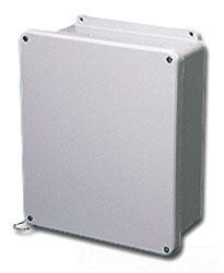 J1210W STA FG 12X10X5 4X JIC ENCL. W/Lift Off Cover & S.S. Screws