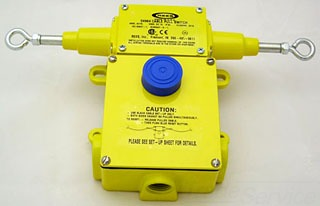 04964-204 REES Bi-DIRECTIONAL CABLE OPERATED SWITCH W/REST TRIP FORCE: 52lbs (23.6kg) 2NO+2NC, NEMA 12/13, IP 65