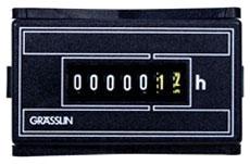 FWZ55K-120U I-MATIC AC HOUR METERS FLUSH MOUNT, COMBO QC & REAR ACCESS SCREW TERMINALS, 120V, 60HZ 61457326510
