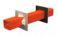 EZD22 SPEC TECH SINGLE PATHWAY FIRESTOP KIT (INCL. PATHWAY, WALL PLATES, GASKETS, LABELS, REQUIRED SET SCREWS AND ALLEN KEY)