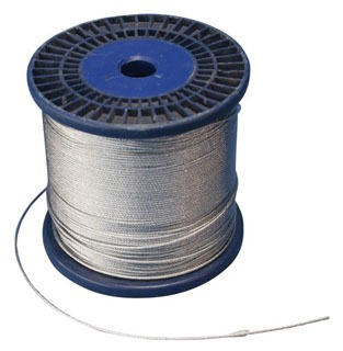 SLC15L1000SP ERICO CADDY,SPEED LINK, SPOOL 1000 FT 1.5MM WIRE ROPE 78285660927