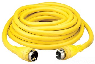 SCB100 HUBBELL SPIDER CABLE, 50A, 100' 78358518556