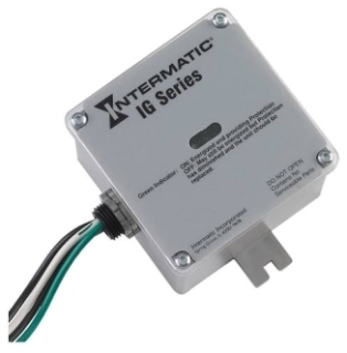 IG1240RC3 INTERMATIC 120/240 VAC SINGLE (SPLIT) PHASE, TYPE1 OR 2 HARDWIRED SPD, BOX PACKAGING. ANSI/UL1449 3RD EDITION.