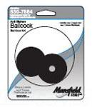 630-7984 MANSFIELD 08/88 BALLCOCK DIAPHRAGM KIT.