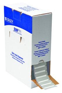 BM71-125-175-342 BRADY 1.765 IN X 0.235 IN (44.83 MM X 5.96 MM) BPSPT-125-175-WT