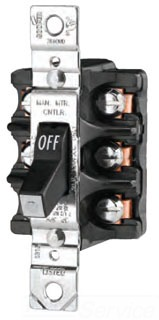 AH7810UD CWD MANUAL CONT.30A 3PHASE 600VAC 2-POS.SW MAINT.CONTACT