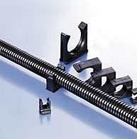 BFH-12-0 T-B CONDUIT SUPPORT PA6 NW12 BLK