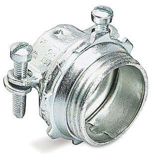 3302-TB T&B 1/2 2 SCREW NON-METALIC SHEATH CABLE & FLEX CORD CONNECTOR