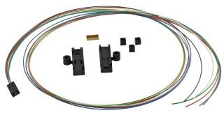 OFBOKT6 HUBBELL FIBER, OSP CABLE B/O KIT,900UM,6-FIBER