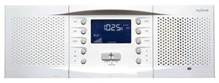 NM100WH NUTONE WHT MASTER STATION 02671518472