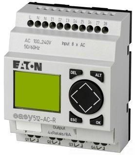 EASY512-AC-R CH 240V AC CONTROL REL RELAY