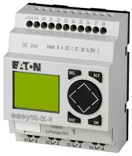EASY512-DC-R CH 24V DC CONTROL REL RELAY