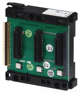 XIOC-BP-3 CH EXPANDED BUS CONNECTION 3I/O