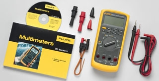 FLUKE-87-5/E2 KIT FLK INDUSTRIAL TRUE-RMS MULTIMETER COMBO KIT