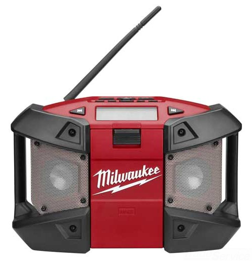 2590-20 MILWAUKE M12 RADIO