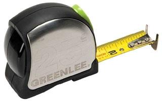 0155-25A GREENLEE RULE,POWER RETURN 25' (POP) 78331012479