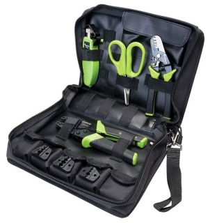 PA906001 GREENLEE KIT FIBERREADY TOOL KIT FIBER TOOL KIT