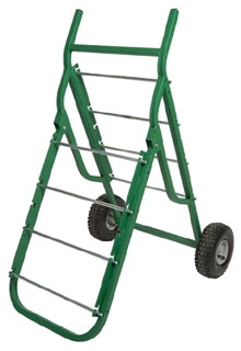 9510 GRE DELUXE A-FRAME MOBILE CADDY