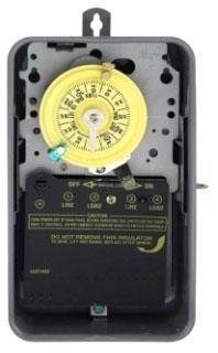 T101R INT 125V SPST TIMER STEEL CASE