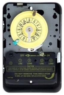 T103 INT DPST TIME SW 4003-00 120V CLOCK MOTOR