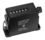 31155402 DUR ELECTRIC COUNTER #2 6-Y-1-RMF-120VAC