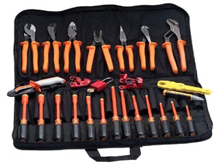 35-9102 IDEAL J-MAN INSULATED TOOL KIT