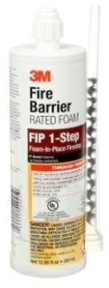 FIP 1-STEP 3M FIRE BARRIER RATED FOAM-1/CA 05111554925 6/case