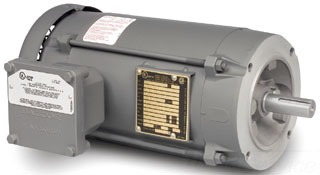 VM7006A BALDOR .5HP, 1725RPM, 3PH, 60HZ, 56C, X3416M, XPFC, F1