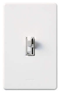 AYLV600PWH LUTRON ARIADNI LOW VOLTAGE DIMMER-WHT
